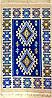 Декоративный коврик ОВАМ 80*250см