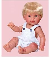 Малыш Томи в комбинезоне, 30 см (Vestida de Azul, Испания)