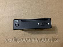 DVD-чейнджер на Jaguar XF X250