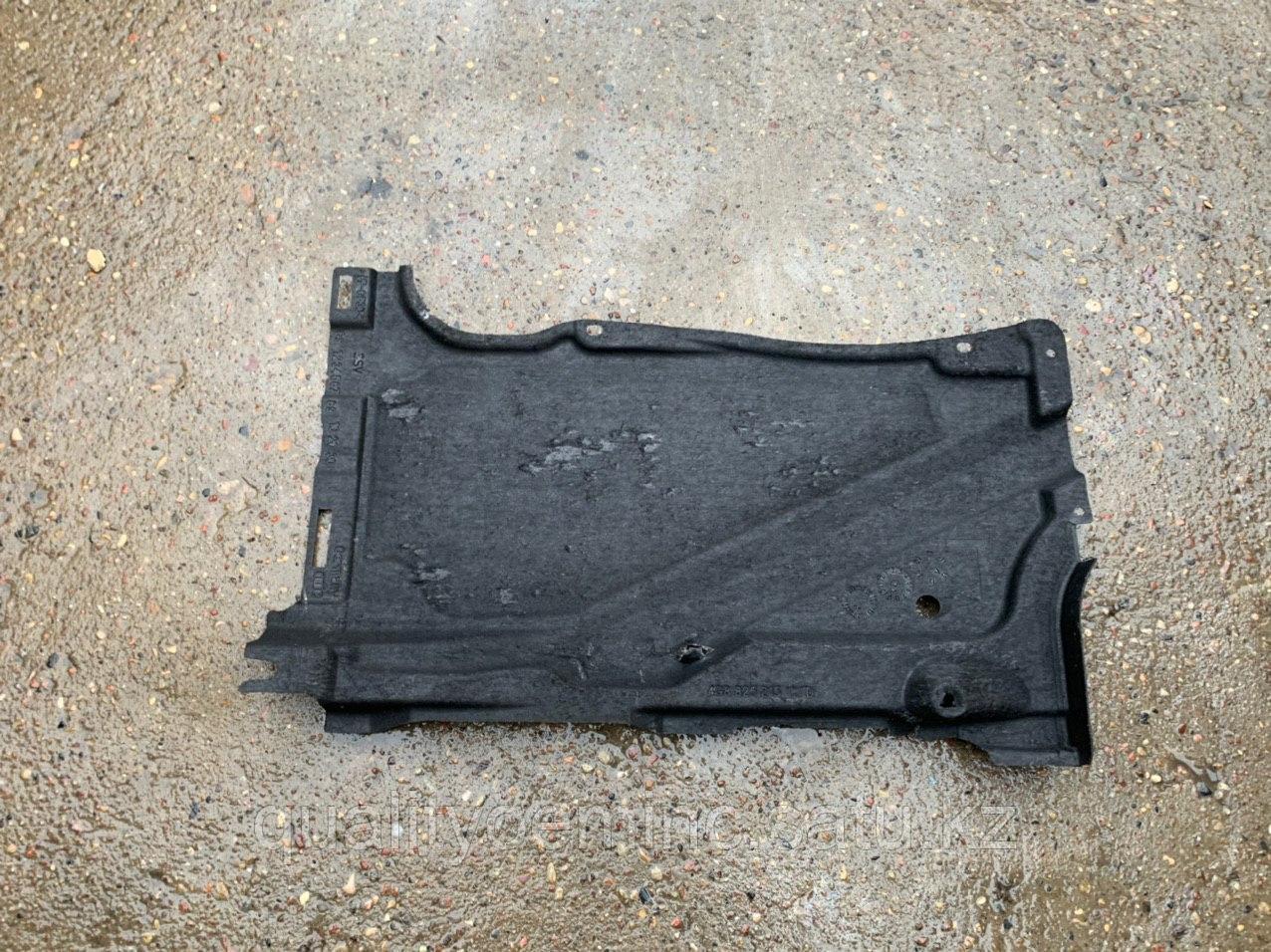 Защита днища левая на Audi A7 4G