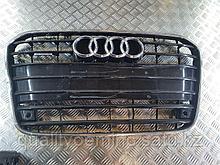 Решетка радиатора на Audi A6 4G/C7