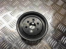 Шкив насоса гидроусилителя на Land Rover Range Rover Sport 1 поколение [рестайлинг]