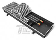 Внутрипольный конвектор (встраиваемый в пол) с вентилятором Techno Vent KVZV 250-85-1800