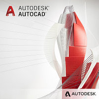 AutoCAD - including specialized toolsets AD Commercial New Single-user ELD 3-Year Subscription