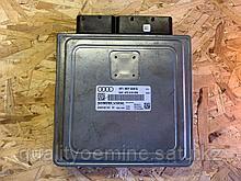 Блок управления двигателем на Audi A6 4F/C6