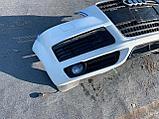 Бампер передний на Audi Q7 4L, фото 3