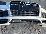 Бампер передний на Audi Q7 4L, фото 5