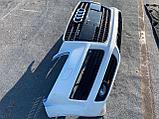 Бампер передний на Audi Q7 4L, фото 6