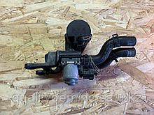 Кран отопителя (печки) на Audi A6 4F/C6