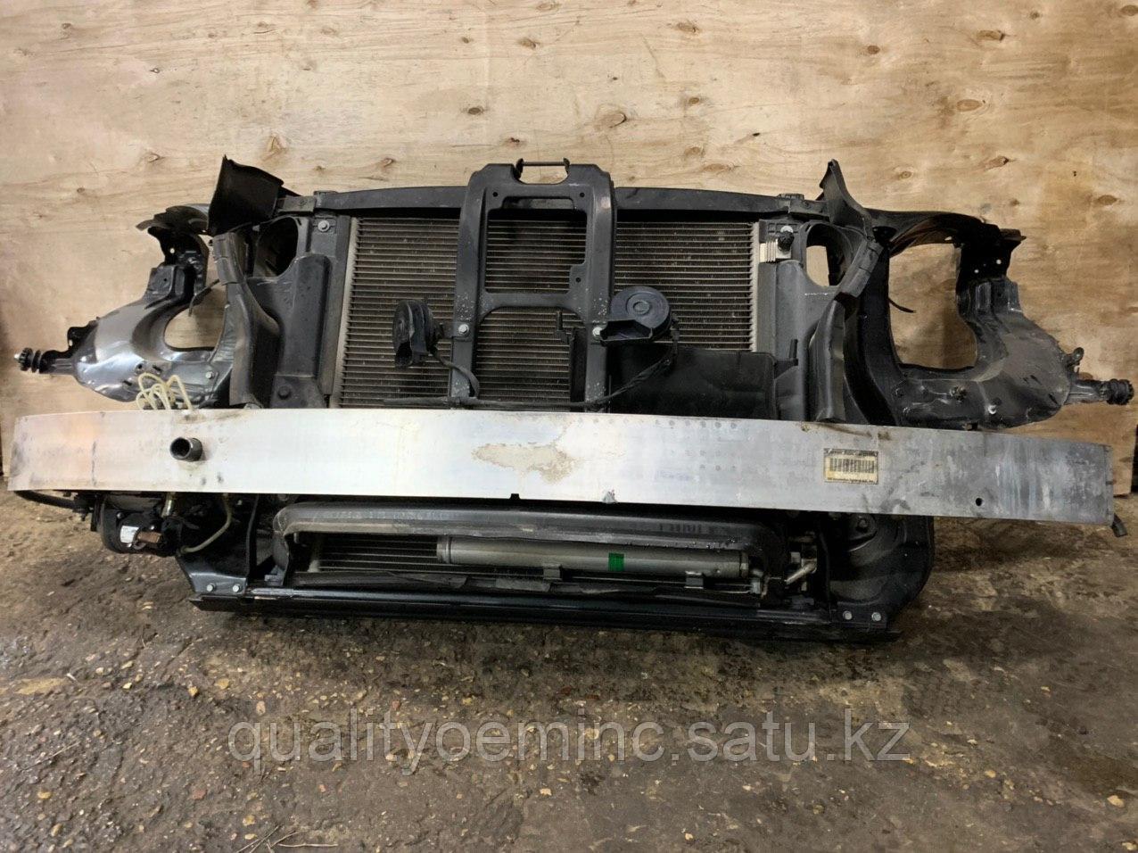 Кассета радиаторов на Mercedes-Benz GL-Класс X164 [рестайлинг]