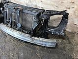 Кассета радиаторов на Mercedes-Benz GL-Класс X164 [рестайлинг], фото 4