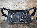 Кассета радиаторов на Mercedes-Benz GL-Класс X164 [рестайлинг], фото 5