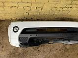 Бампер передний на Land Rover Range Rover Sport 1 поколение [рестайлинг], фото 2