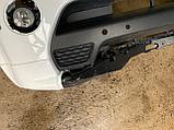 Бампер передний на Land Rover Range Rover Sport 1 поколение [рестайлинг], фото 5