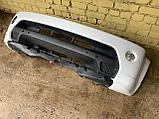 Бампер передний на Land Rover Range Rover Sport 1 поколение [рестайлинг], фото 8