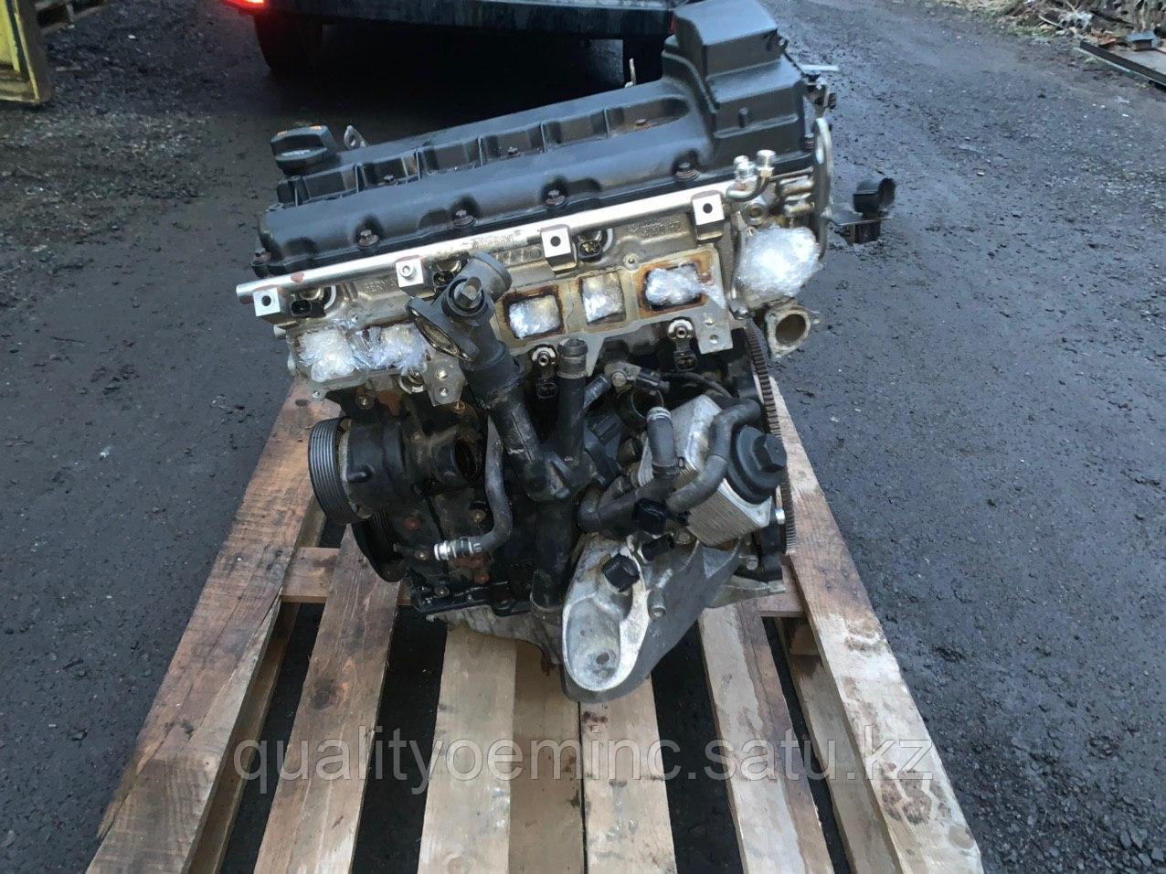 Двигатель без навесного на Audi Q7 4L