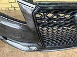 Бампер передний на Audi A7 4G, фото 5