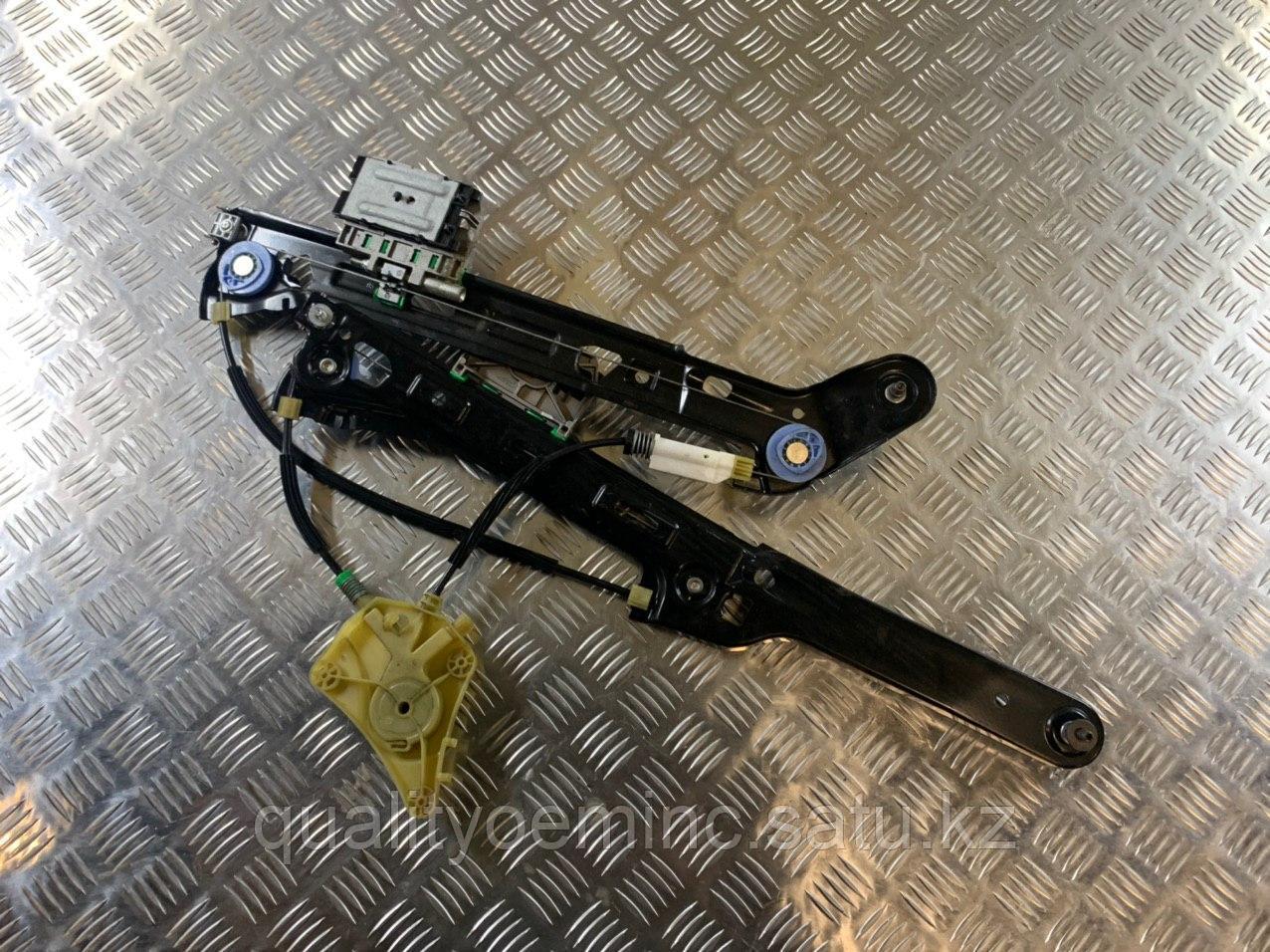 Стеклоподъемник задний левый на Audi A7 4G