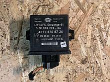 Блок регулировки угла наклона фар на Mercedes-Benz GL-Класс X164 [рестайлинг]