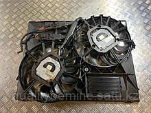 Вентилятор охлаждения на Audi Q7 4L