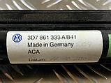 Шторка солнцезащитная задняя левая на Volkswagen Phaeton 1 поколение, фото 3