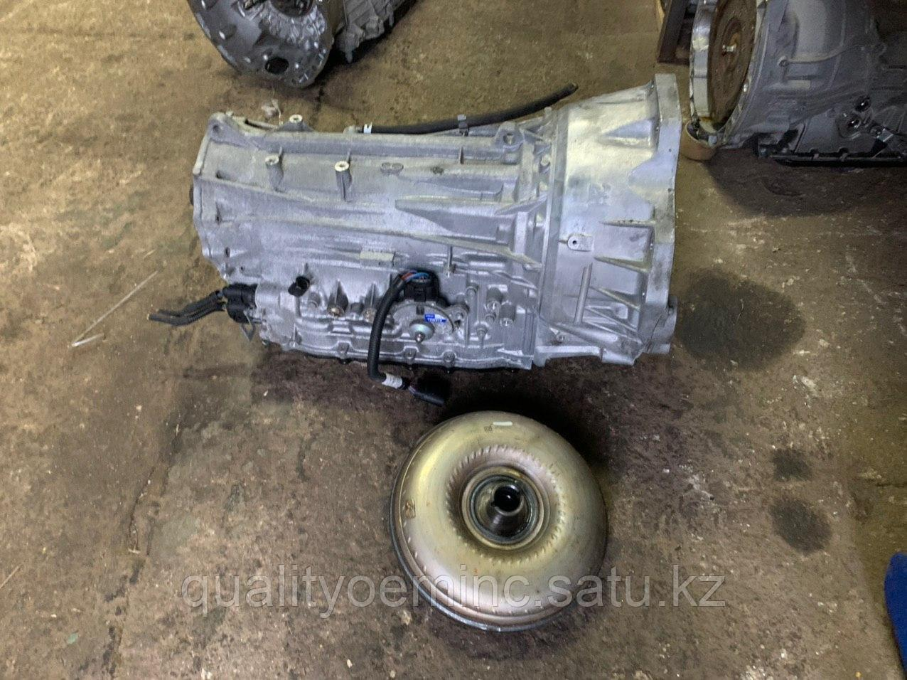 КПП автоматическая (АКПП) на Audi Q7 4L [рестайлинг]