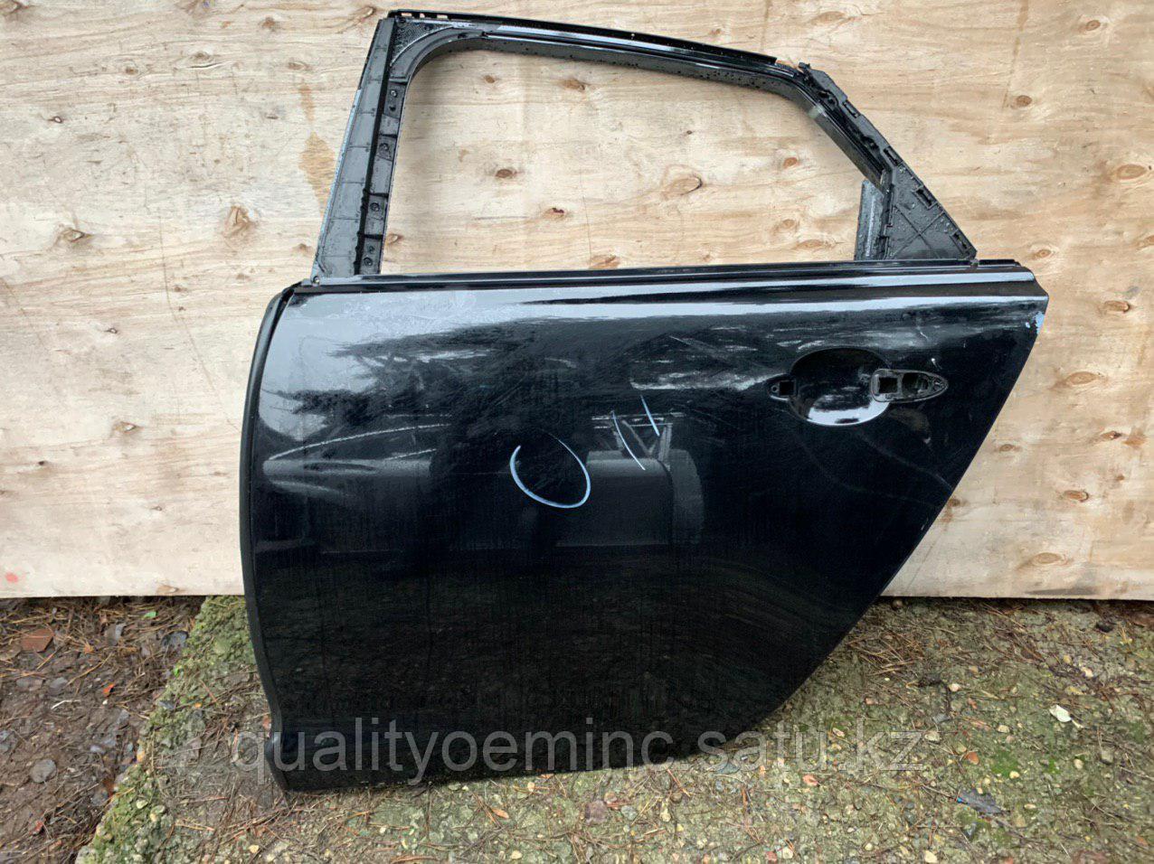 Дверь задняя левая на Jaguar XJ X351