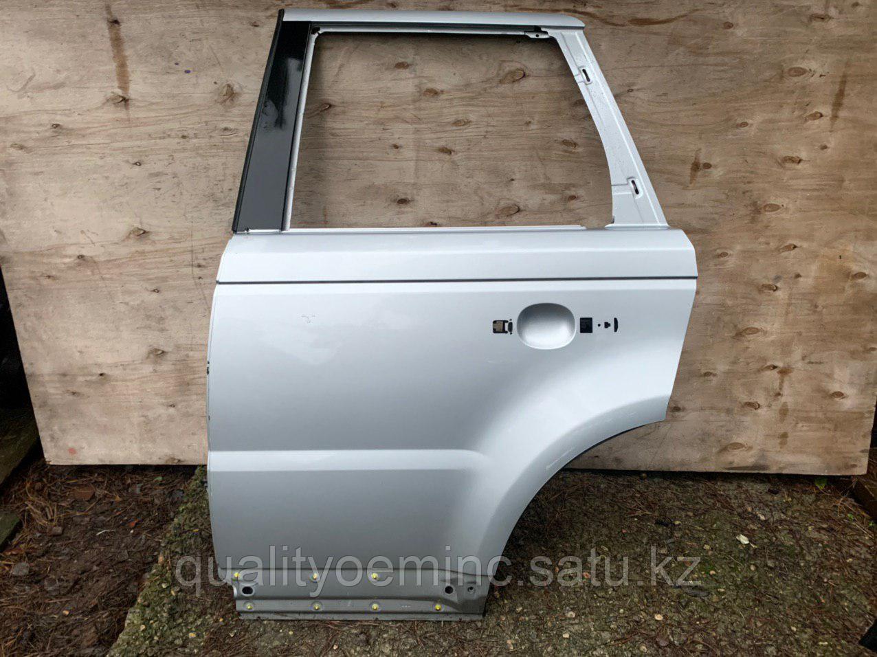 Дверь задняя левая на Land Rover Range Rover Sport 1 поколение [рестайлинг]