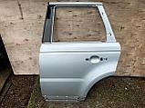 Дверь задняя левая на Land Rover Range Rover Sport 1 поколение [рестайлинг], фото 4