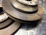 Диски тормозные (комплект) зад. на Audi Q7 4L, фото 2