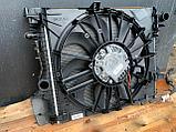 Кассета радиаторов на Jaguar XJ X351, фото 3
