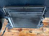 Кассета радиаторов на Jaguar XJ X351, фото 4