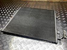Радиатор кондиционера на Land Rover Range Rover Sport 1 поколение [рестайлинг]