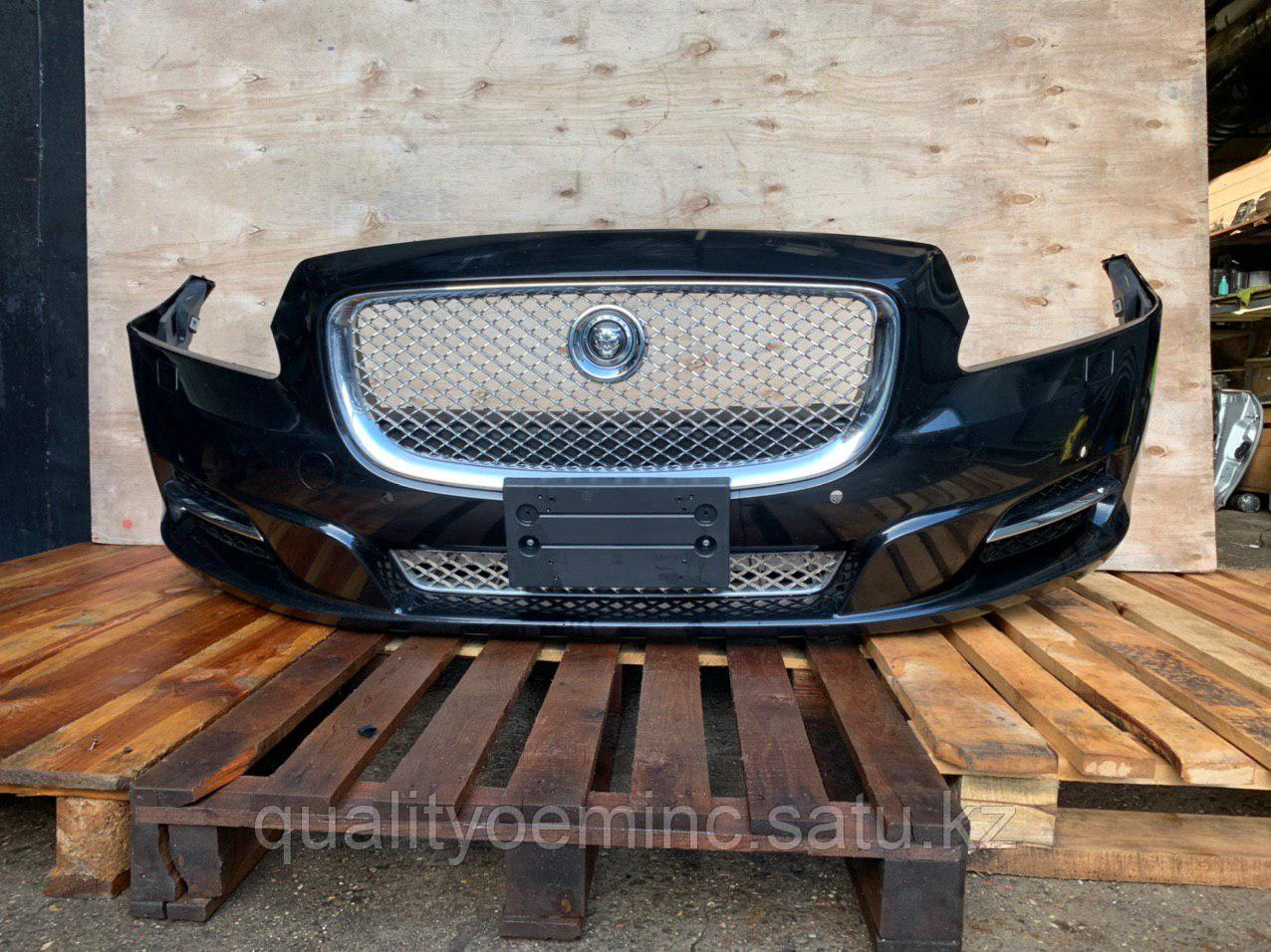 Бампер передний на Jaguar XJ X351