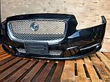 Бампер передний на Jaguar XJ X351, фото 2