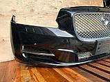 Бампер передний на Jaguar XJ X351, фото 4