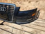 Бампер передний на Audi A6 4F/C6 [рестайлинг], фото 3