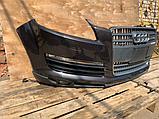 Бампер передний на Audi Q7 4L, фото 4
