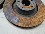 Диски тормозные (комплект) перед. на Audi A6 4F/C6 [рестайлинг], фото 2