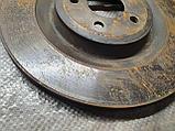 Диск тормозной задний правый на Audi A8 D4/4H, фото 2