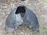 Подкрылок передний левый на Audi Q7 4L, фото 2
