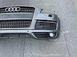 Бампер передний на Audi Q7 4L, фото 7