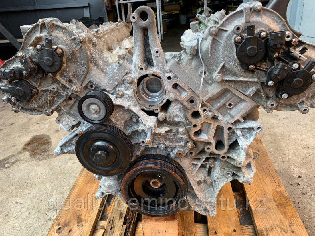 Двигатель на Mercedes-Benz S-Класс W221 [рестайлинг]