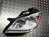 Фара левая на Mercedes-Benz GL-Класс X164 [рестайлинг], фото 2