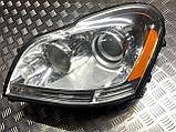 Фара левая на Mercedes-Benz GL-Класс X164 [рестайлинг], фото 3