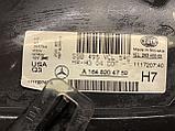 Фара левая на Mercedes-Benz GL-Класс X164 [рестайлинг], фото 4