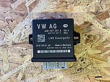 Блок управления светом на Audi A8 D4/4H