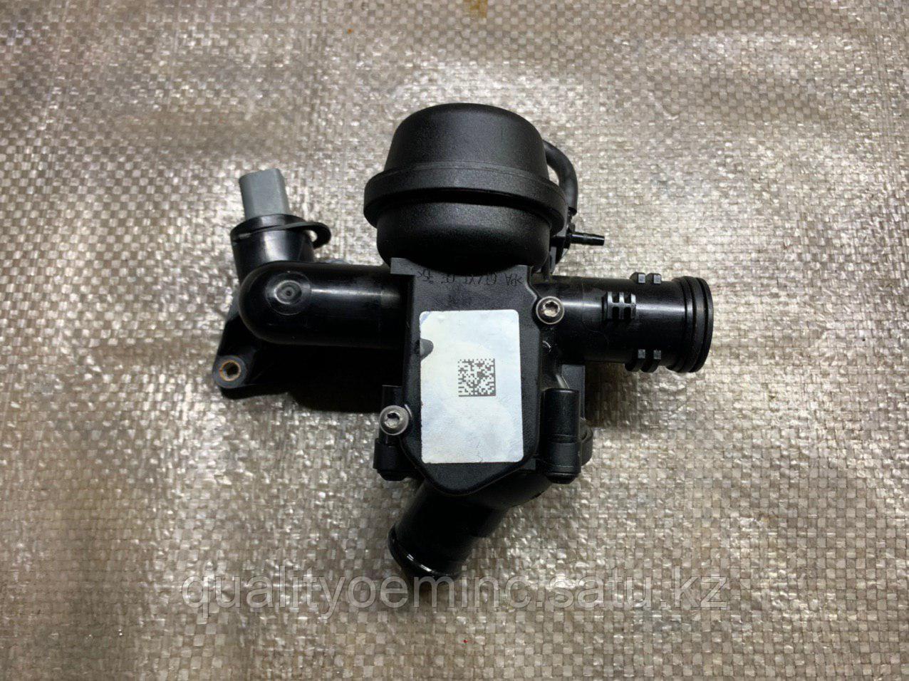 Патрубок (трубопровод, шланг) на Audi A8 D4/4H