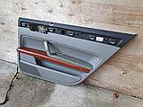 Обшивка двери задней правой на Volkswagen Phaeton 1 поколение, фото 2