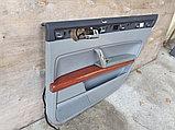 Обшивка двери задней правой на Volkswagen Phaeton 1 поколение, фото 5